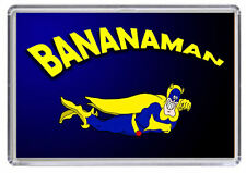 BananaMan Fridge Magnet 01