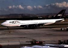B747-200 , Air Plus Comet ,  Ansichtskarte