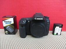 Canon EOS 80D Digital SLR 24.2mp * Body Only * with ONLY 6K Count * L@@K