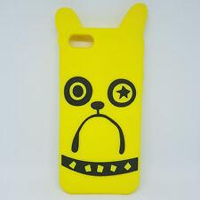 Funda Carcasa de Silicona para Iphone 5C Perro Estilo Marc Jacobs - OFERTA