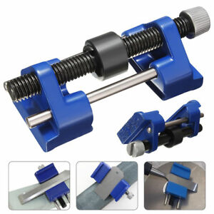 Metal Honing Guide Angle Jig For Sharpening Chisel Plane Iron Planers Blade AU