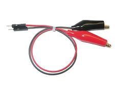 Messkabel Krokodilklemme Pinheader Prüfkabel Breadboard Arduino AVR Adapter