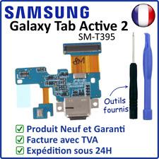 NAPPE DOCK CONNECTEUR DE CHARGE USB ET MICRO DU SAMSUNG GALAXY TAB ACTIVE 2 T395