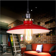 Kitchen Pendant Light Bedroom Ceiling Lights Home Lamp Red Chandelier Lighting