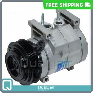 AC Compressor fits Chrysler 300 / Dodge Challenger, Charger, Durango / Jee... QU