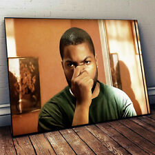 Friday Movie Poster - Funny Bathroom Art - Funny Bathroom Poster Print, Comedy
