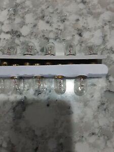 Box of 10 #49 CEC Lamp Bulb Lightbulbs USA SELLER