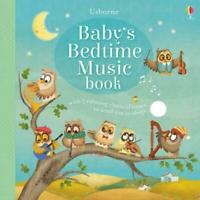 Baby's Bedtime Music Book (Musical Books) by Sam Taplin, NEW Book, FREE & Fast D