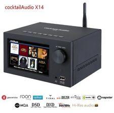COCKTAIL AUDIO X14 AMPLIFICATORE CD RIPPER DAC HD BLUETOOTH GARANZIA UFFICIALE