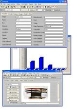 Survivalist Rifle Gun Food Inventory Tracking Software