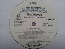 Tina Novak - Been around the World