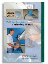 Shrinking Magic: the Lancaster Shrinking Machine (DVD) / sheet metal / autobody