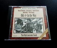 Jerry Garcia Old & In The Way That High Lonesome Sound CD 1973 '96 Grateful Dead