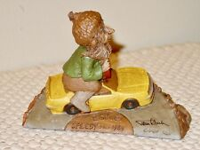 Signed Tom Clark Gnome Speedy Cairn Studio #5048 1989