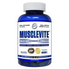 Hi-Tech MuscleVite Hi-Performance Multi-Vitamin Beta-Alanine Carnitine, 180 Tabs