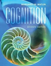 Cognition by Matlin, Margaret W.