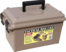 NEW! MTM Tactical Mag Can for 223/5.56 Magazine Storage TMC15....FREE SHIP