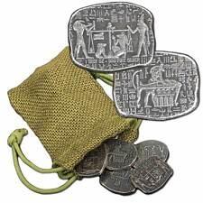1 oz Fine Silver Relic Bar Old World Egyptian God Anubis Jackal - USA Bullion !!