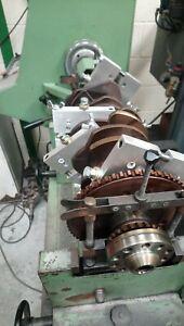 VW / Audi VR6 DYNAMIC ENGINE BALANCING.