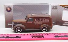 Menards ~ 1:48 Die-Cast Lionel Panel Truck