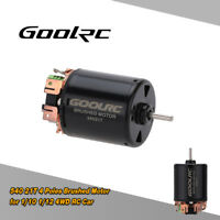 Top-sell GoolRC 540 21T 4 Poles Brushed Motor for 1/10 1/12 4WD RC Car W8T9