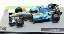 FORMULA 1 UNO F1 SCALA 1/43 MODELLINO AUTO RENAULT R25 CAR MODEL DIECAST IXO