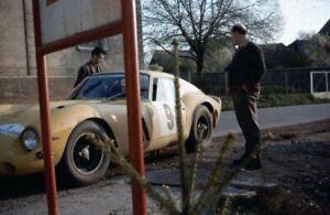 Decals Ferrari 250 GTO, Bianchi, Rallye de Lorraine 1965, 1/43