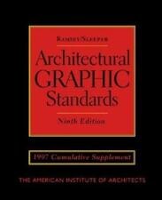 Architectural Graphic Standards, 1997 Cumulative Supplement (Supplement to the