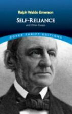 Self-Reliance and Other Essays [Dover Thrift Editions] [ Ralph Waldo Emerson ] U