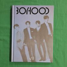[Pre-Owned/ No Photocard] UNB 1st Mini Album Boyhood CD/ Booklet
