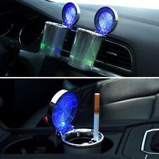 Farbwechselnder LED KFZ Aschenbecher,Auto,PKW Ascher,mit LED-Beleuchtung