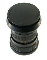 LEICA Leitz M Tele-Elmarit 2,8/90 90 90mm F2,8 2,8 kompakt adapt. MFT A7 complet