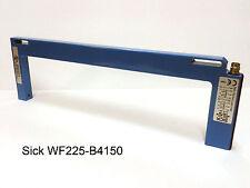 Sick WF225-B4150 Fork Sensor PNP/NPN  L/D  width 225 mm plug M8 4-pin 6022139