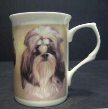 Shih tzu DOG Fine Bone China Mug Cup Beaker