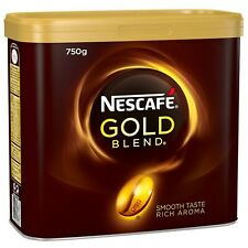X6 Nescafe Gold Blend Coffee 750g Bulk Buy- New and Sealed.