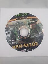 Men of Valor DISC ONLY (Microsoft Xbox, 2004)