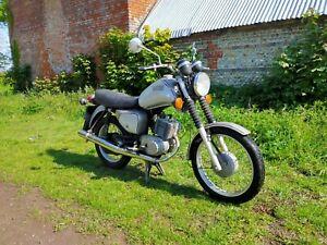 mz etz 125 classic 2 stroke motorcycle