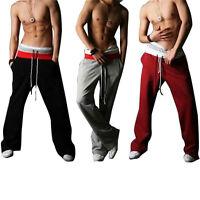 Men Casual Sport Sweat Pants Harem Training Dance Baggy Jogging Trousers Pop