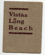 1903 Views of Long Beach, California brochure