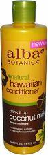 Coconut Milk Extra-Rich Hair Conditioner, Alba Botanica, 12 oz