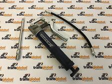 Mini pistola engrasadora con empuñadura de pistola Recto & Tubos Flexibles 120cc - 633860
