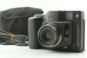 🔴FedEx【Mint w/Hood,Case,Strap,PL filter】FUJI FUJIFILM GA645 Pro From JAPAN