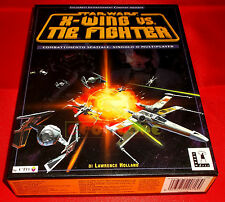 STAR WARS X-WING VS TIE FIGHTER Pc Versione Italiana Edizione Big Box USATO - EK