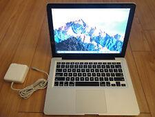 "Apple MacBook Pro Core i7 2.9 GHz 8 GB 750 GB SuperDrive 13"" MD102LL/A"