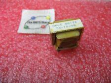 Dale Ta 10 05 Impedance Matching Transformer 600 Ohms Nos Qty 1