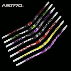MTB Road Bike Downhill Handlebar Riser Bar 31.8*720/780 Rise Up 25mm Cycling
