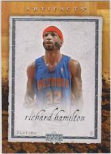 2007-08 Upper Deck Artifacts #25 Richard Hamilton Detroit Pistons