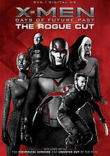 X-Men: Days of Future Past (DVD, 2015, 2-Disc Set), no digital code, Never Used