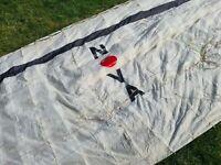 2008 Nova Ra M Glider Paraglider Wing Paragliding Fly DHV-2 90-112kg