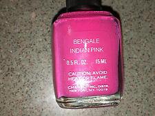 Chanel Vernis BENGALE INDIAN PINK Polish Super VINTAGE Limited Ed Super RARE!!